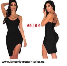 Eres una mujer elegante con estilo que se fija en los detalles importantes, no dejes de lucir radiante con nuestros vestidos en lencería COQUETA. Llévalo por solo 69,15 €  http://www.lenceriayropainterior.es/vestidos-bandage/432840202-vestido-bandage-que-armonizara-toda-tu-silueta.html?cid=814