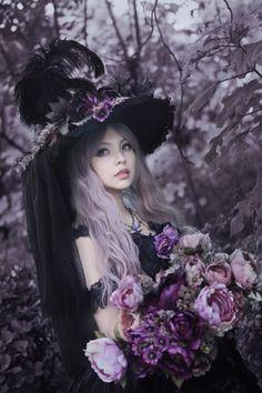 gothic6and6dark6fantasy:      Kiyohari      Gothic & Dark Fantasy
