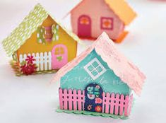 spellbinders build a house die - Google Search New Home Cards, Gingerbread, Building A House, New Homes, Google Search, Ginger Beard, Build House, New Address Cards