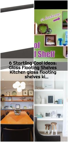 6 Startling Cool Ideas: Glass Floating Shelves Kitchen glass floating shelves ki... , 6 Startling Cool Ideas: Glass Floating Shelves Kitchen glass floating shelves kitchen.Floating Shelf Entertainment Center Medium floating shelf window living rooms.Glass Floating Shelves Kitchen..... ,  #Cool #Floating #glass #Ideas #kitchen #shelves #Startling Floating Shelves Entertainment Center, Floating Shelves Kitchen, Ikea Billy Bookcase Hack, Living Room Windows, Glass Kitchen, Bathroom Medicine Cabinet, Organization, Entertaining, Center Ideas