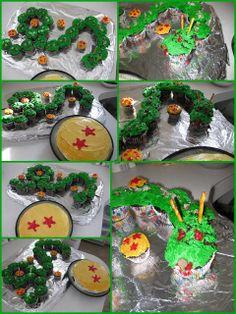 Crafty Mommy Diva: Dragonball Z Birthday