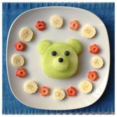 Snack Oso Frutas