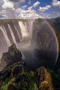 Victoria Falls (Zimbabwe en Zambia)