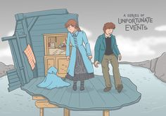 A Series of Unfortunate Events [Fan Art] on Behance Unfortunate Events Books, A Series Of Unfortunate Events Netflix, Series Movies, Tv Series, Lemony Snicket Books, Les Orphelins Baudelaire, Top Tv Shows, Netflix Original Series, Childhood Movies