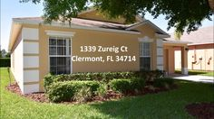 1339 ZUREIG CT CLERMONT FL - 5/3 - POOL & SPA - FURNISHED - FOR SALE $19...