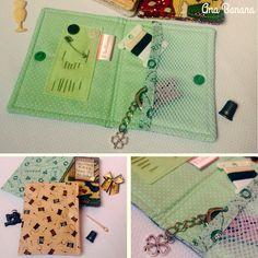 Kit de costura para bolsa ou viagem AnaBanana