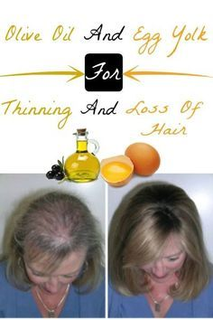 Olive Oil and Egg Yolk For Thinning and Loss Of Hair   Home Remedies And Skin Care