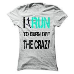 I run to burn off the crazy [hot]