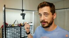 DIY: TILTABLE OVERHEAD CAMERA RIG WITH LED LIGHTS FOR PERFECT TABLE TOP PERSPECTIVE SHOTS