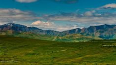 Mt. McKinley in Denali National Park, Alaska is absolutely amazing! #travel #photography #USA