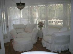 My slipcovers, Susie Holt