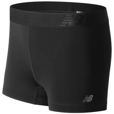 Women's New Balance Accelerate Hot Shorts, Black