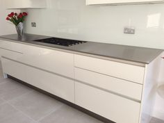 Looking for ideas and insertion for your new kitchen design? Take a look at Stainless Direct UK's gallery of finished brushed stainless steel kitchen images Kitchen Images, Double Vanity, Appliances, Dinning, Steel Kitchen, Vanity, New Kitchen, Kitchen Appliances, New Kitchen Designs