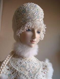 Snow Maiden - close