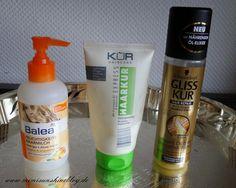 Mimi Sunshine Blog: Aufgebraucht und Nachgekauft? Haarpflege...