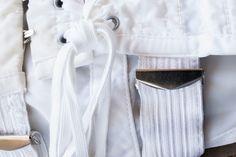 Authentic 'Gossard' vintage firm control lace up OB Girdle - silky noisy nylon and elastane open bottom girdle Strumpfgürtel. Gossard, Girdles, Corsets, 1960s, Lace Up, Womens Fashion, Etsy, Vintage, Corset