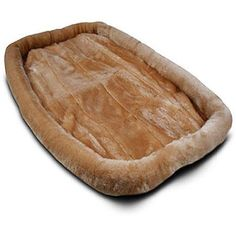 24'' Majestic Pet Crate Pet Bed Mat (Honey), Multicolor