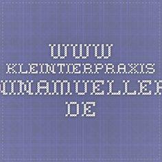 www.kleintierpraxis-ninamueller.de