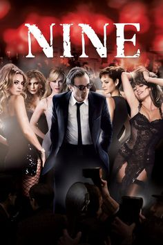 Nine (2009) - Rob Marshall | Musicals |366728512: Nine (2009) - Rob Marshall | Musicals |366728512 #Musicals