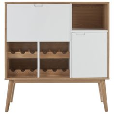 Bacchus Wine Storage Low | Freedom Furniture and Homewares