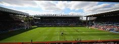 Twelve match venues have been confirmed to host Rugby World Cup 2019 matches. Villa Park, Rugby World Cup