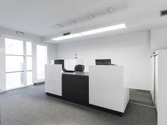 Reforma en oficinas - Gabinete Begur Abogados.  #anticcolonial #Porcelanosa #project #office #design #Linkfloor
