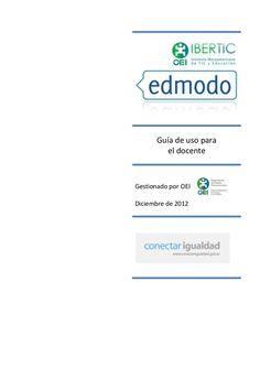 edmodo-tutorial-docentes-2013 by OEI Capacitación via Slideshare