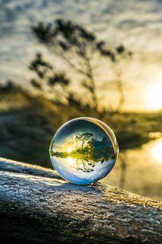 El mundo en una bola