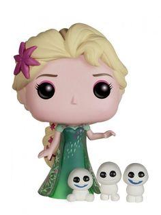 Disney's Frozen Funko POP Vinyl Figure Frozen Fever Elsa