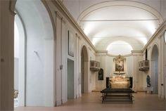 Nuova aula liturgica di San Floriano di Gavassa - Reggio Emilia, Italia / 2011 / X2 Architettura (Silvia Fornaciari e Marzia Zamboni)