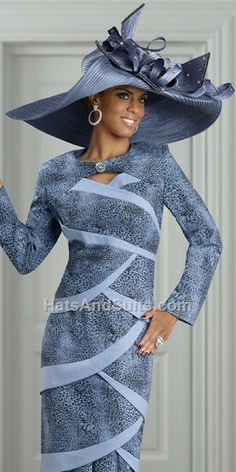 Image detail for -home new arrivals donna vinci couture church hat h1346