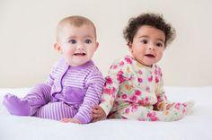 Baby Registry Essentials | Skylar Luna Footed Bodysuit