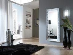 Zrcadlo Eclipse SILVER 168x73 Oversized Mirror, Modern, Mirrors, Furniture, Interiors, Design, Home Decor, Silver, Art