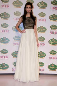 Diana Penty looking Divine in her Bohemian style dress