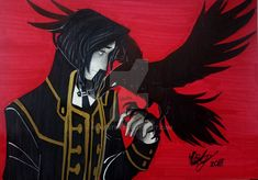 crow's tears by Silventer on DeviantArt The Wolf Among Us, Dishonored 2, Night In The Wood, Yandere Simulator, First Humans, Bioshock, Assassins Creed, Crows, Ravens