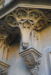 architectural detail Oxford