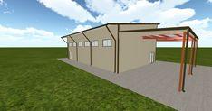 Cool 3D #marketing http://ift.tt/2BGhecH #barn #workshop #greenhouse #garage #roofing #DIY
