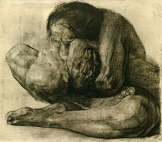German artist Kathe Kollwitz faces death — again and again — at the Art Gallery of Ontario Life Drawing, Painting & Drawing, Kathe Kollwitz, Art Uk, People Art, Michelangelo, Oeuvre D'art, Les Oeuvres, My Drawings