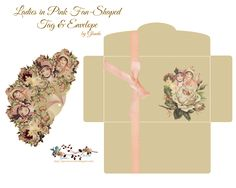 Glenda's world ladies in pink fan-tag and envelope.png - Box