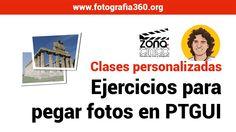Ejercicios para pegar fotos en PTGui / 1 de 6