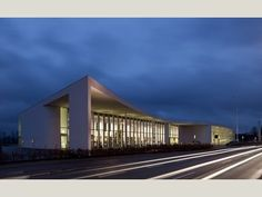 World Buildings Directory - Birkerød Sports & Leisure Centre