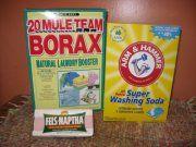 die besten 25 borax reinigung ideen auf pinterest verwendungen f r borax herd reinigen und. Black Bedroom Furniture Sets. Home Design Ideas
