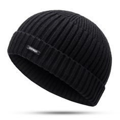 Mens/&Womens Cycling Retro Vintage Soft Knit Beanie Caps
