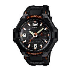 #GShock Aviation 53MM #Black Resin #Timepiece