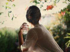 """""""Desayuno en el jardín II""""  image by Virginia Gálvez"""