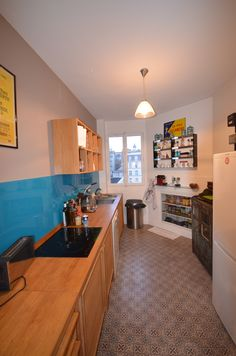 #Appartement 3/4 pièces rue Alfred Bruneau, #Paris 16e