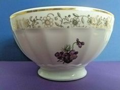 French Cafe, French Vintage, International Trade, Tableware, Design, Dinnerware, French Coffee, Dishes