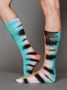 Free People Brightly Twisted Ankle Socks