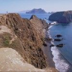 Channel Islands in Southern California
