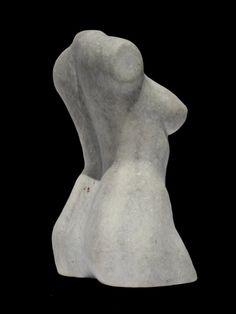 Original modern sculpture: Clio_Free Shipping